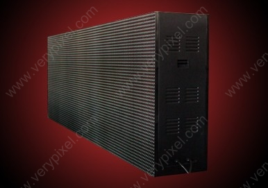 front access led display screen