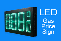LED station price display board