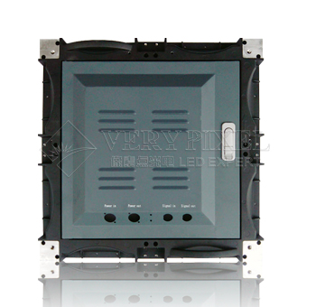 die-casting cabinet of led display