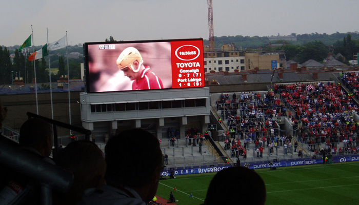 verypixel football LED message Panel solutions