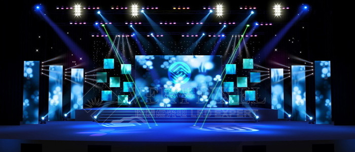 verypixel stage background led video wall