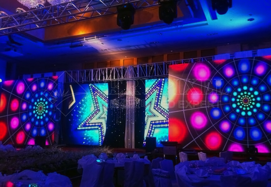 led rental display screen, outdoor SMD LED rental display screen.