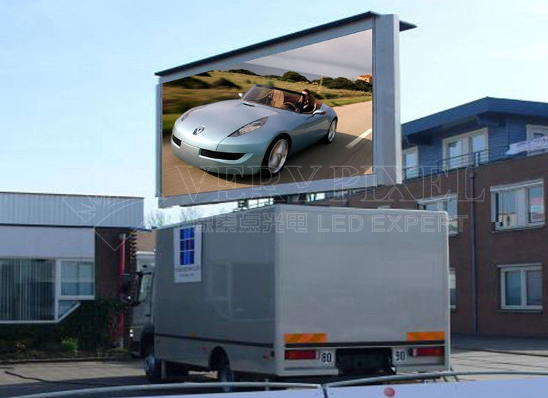 Mobile LED Billboard, truck led screen