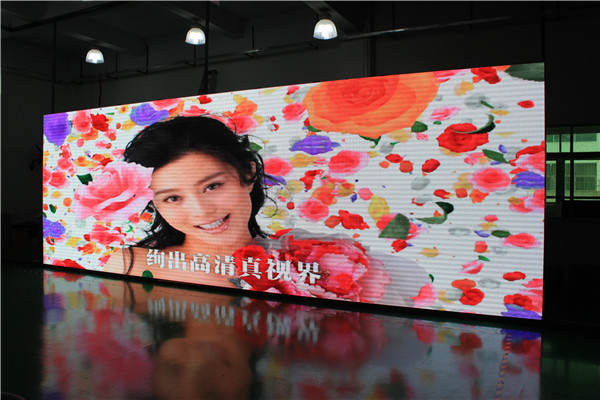 led indoor display, LED video walls