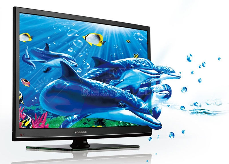 3D LED HD TVs, LCD TV