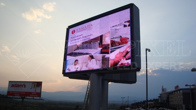 LED Billboard Screen, High quality & Excellent price led display