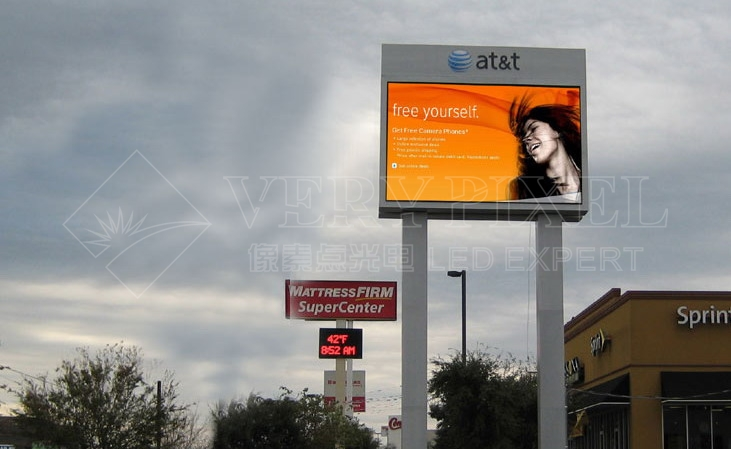 Outdoor LED Billboard,  billboard led screen outdoor