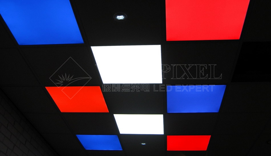 LED RGB Panel, Outdoor Advertising Display
