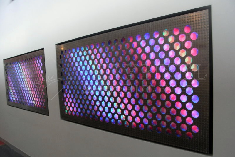 RGB LED Wall Panel, LED display