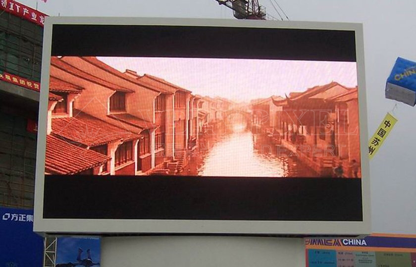 Outdoor Full Color LED Display, advertising Board, Rental Screen