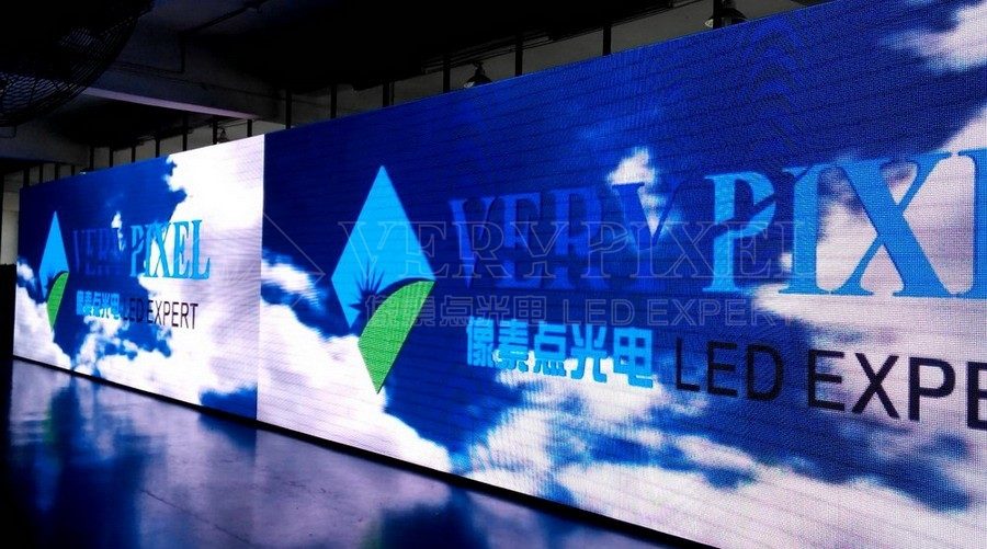indoor LED Panels, LED Display Boards indoor, front service led video wall indoor
