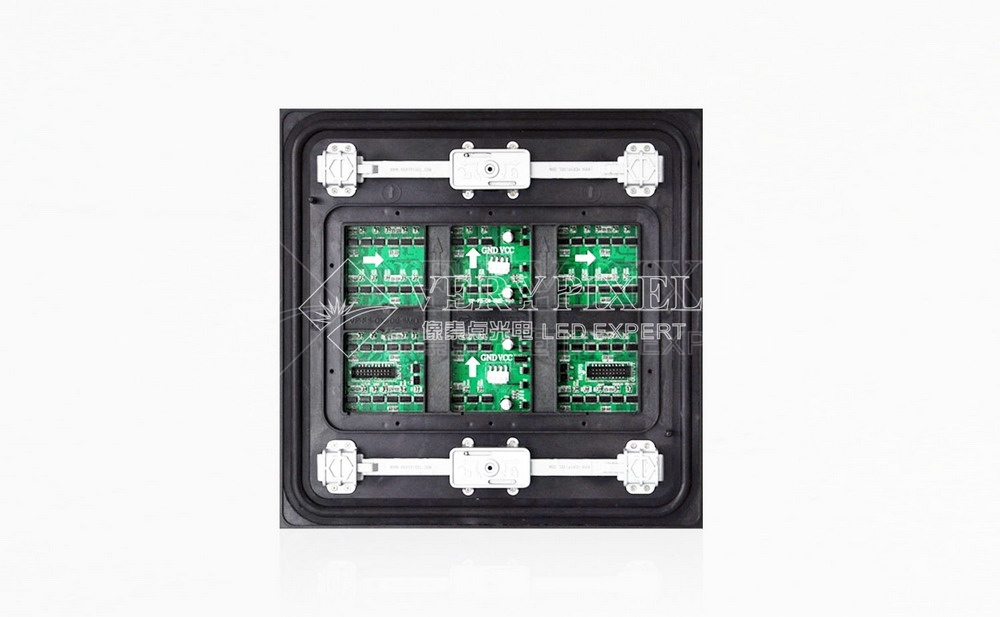 Outdoor LED Display Module, P10 front service led modules