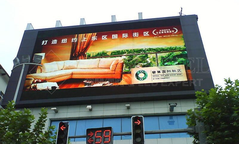 Outdoor Advertising LED display Panel,led billboard outdoor,ADs led display screen