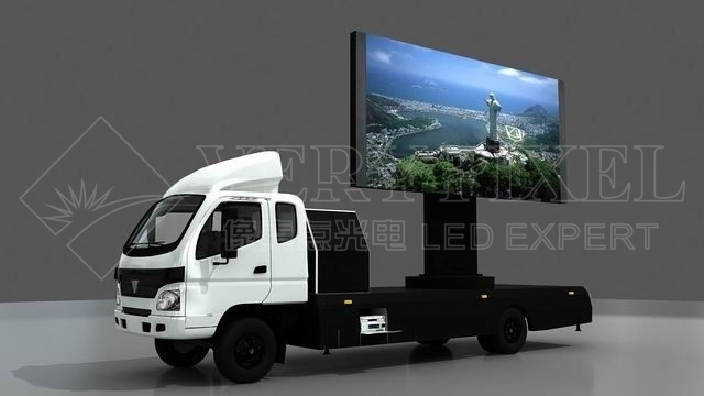 truck mobile led display,truck led display screens