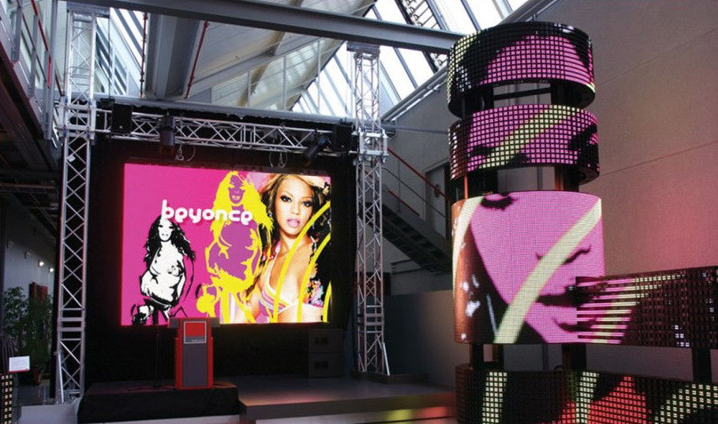 rental led display,LED stage display