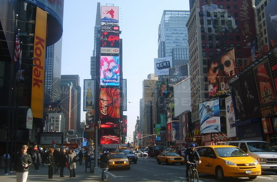 Times Square,led display boards,led display screens,led signs