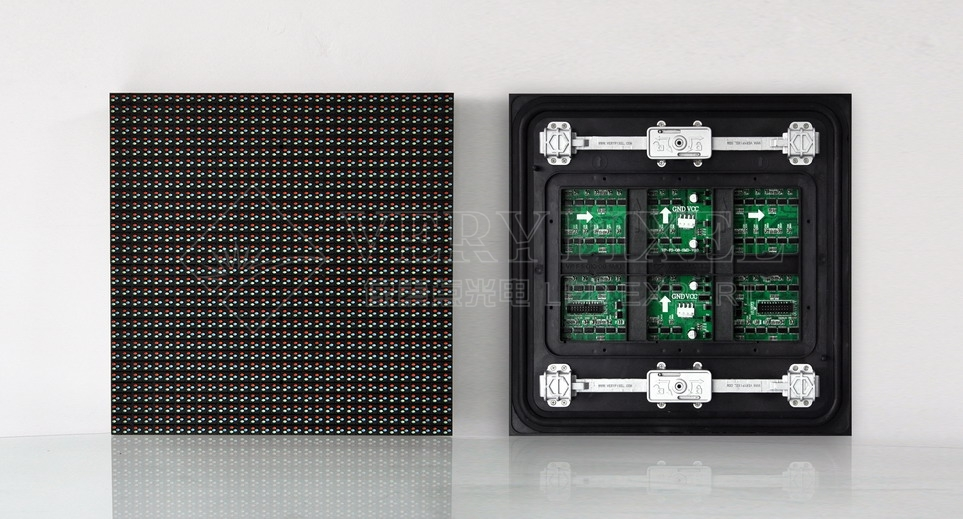 verypixle front access led modules