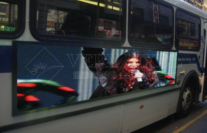 LED Buses screens