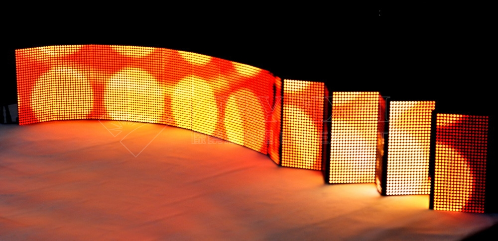 soft led displays