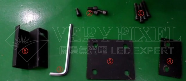 LED Display Installation Tools
