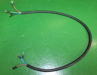 3PIN 2.5sqm short power supply
