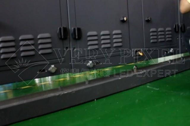 LED display assembly