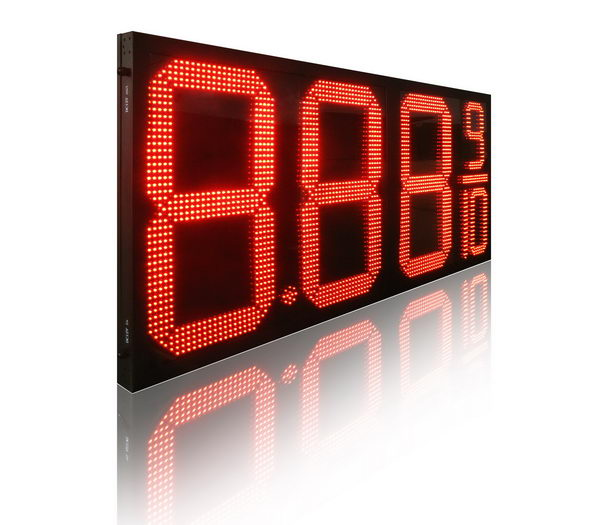 LED display price board