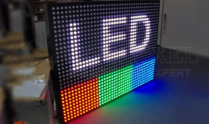 RGB LED Display Screen