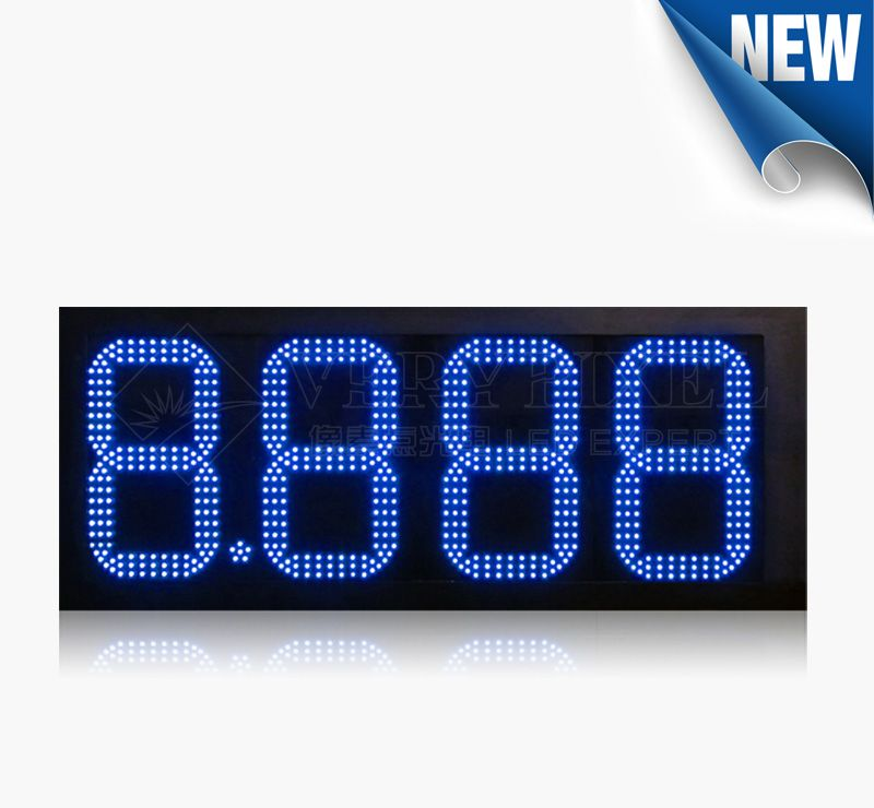 8.888 LED Gas Station Price Sign?