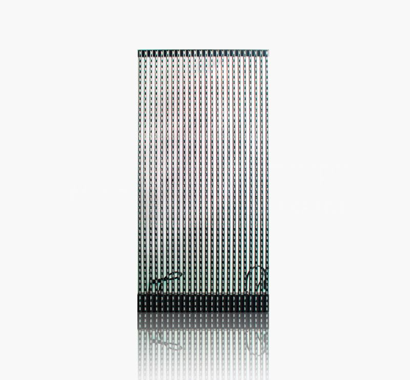 VP-MEGA Outdoor P25x25 Building LED Curtain Display