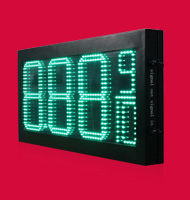 VP digi series LED sign