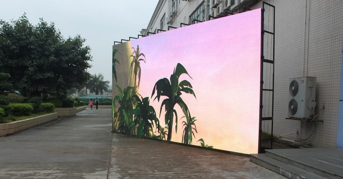 p10_outdoor_led_display_screen_heat_dissipation