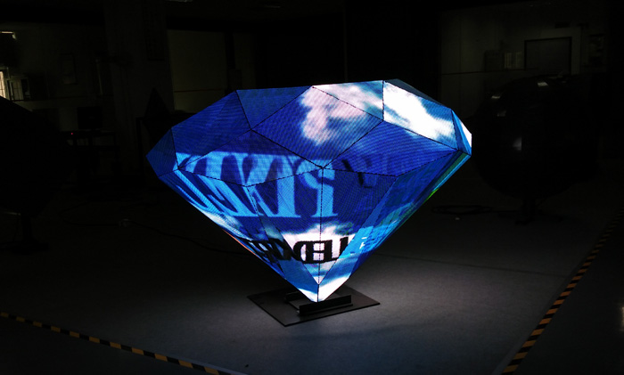 Verypixel_diamond_shape_LED_DJ_booth_display