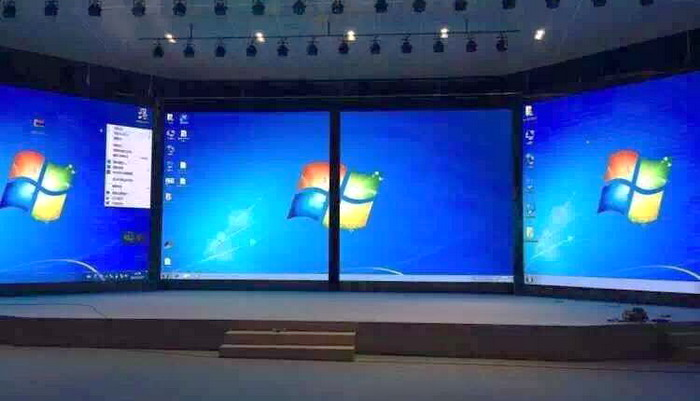 indoor Ph5 LED display