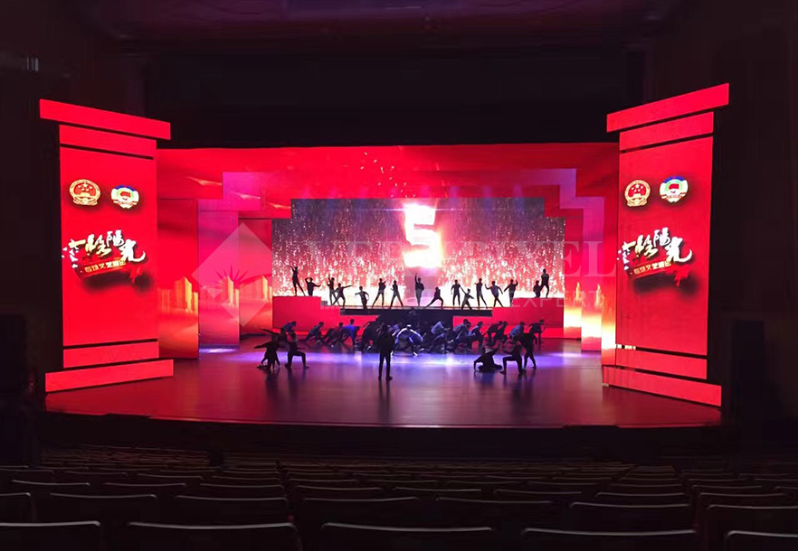 Verypixel stage LED display